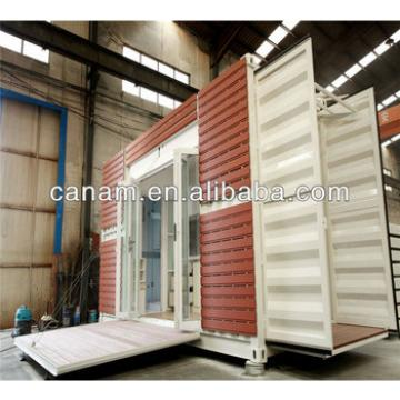 CANAM- Low cost standard size containers shop