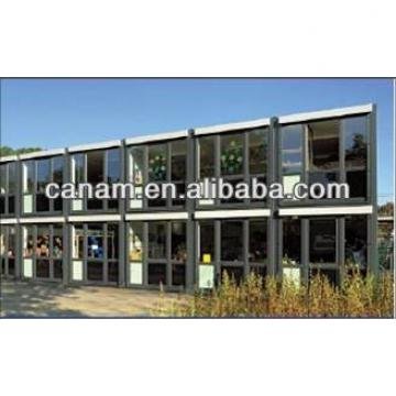 CANAM- prefabricated steel homes china container house