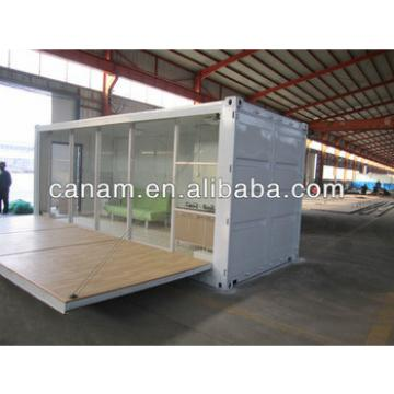 CANAM- Low cost flat pack container house modular office container house price