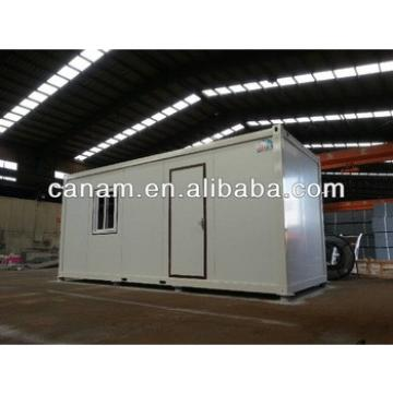 CANAM- BV certified turn key prefab container home