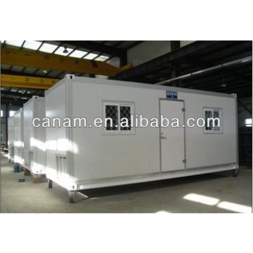 CANAM- Two storeys combined economic prefab shipping container house