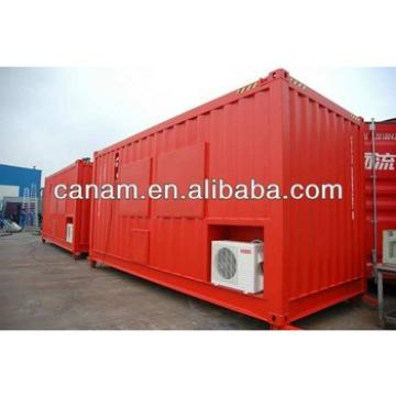 CANAM- house prefabricated modified sea container house