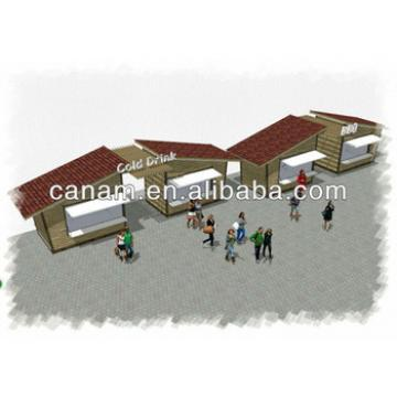 CANAM- modular 40 container house for office,classroom,hotel.ect