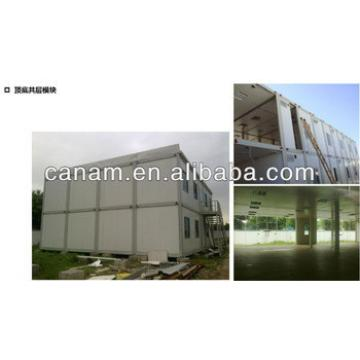 CANAM- Steel Mavable Prefabricated Office Container House Price