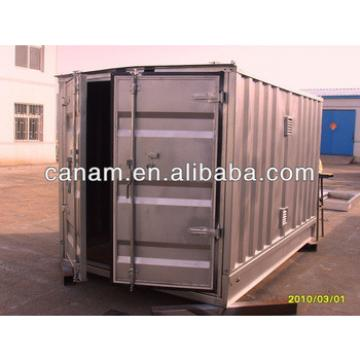 CANAM- folded type container house