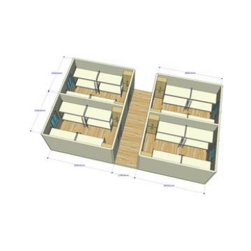 CANAM- metal frame container house drawing