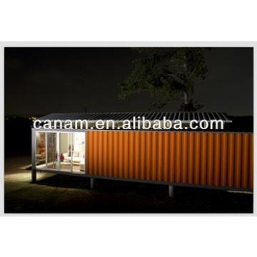 CANAM- sandwich panel container house for living