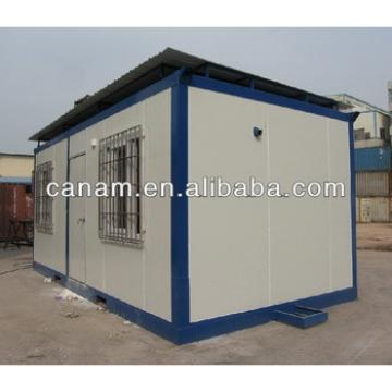 Canam- EPS sandwich panel prefab shower container house