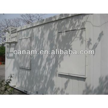 CANAM- portable fiber glass sandwich panel container house