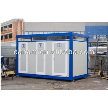 CANAM- mobile container public toilet
