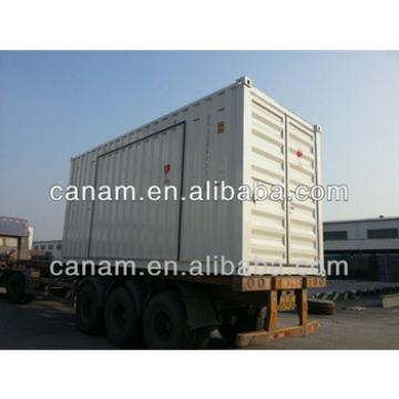 CANAM--container bedroom with silding door
