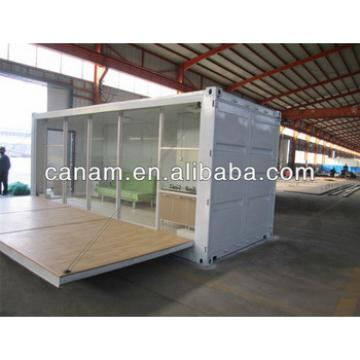 CANAM- silding door prefab container house