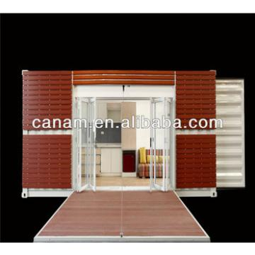 CANAM- automatic door prefab container house