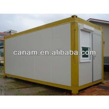 CANAM-container house with security door