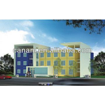 CANAM-modular container dormitory for students