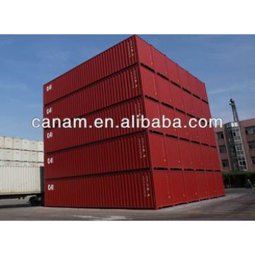 CANAM- low cost modified shipping container house