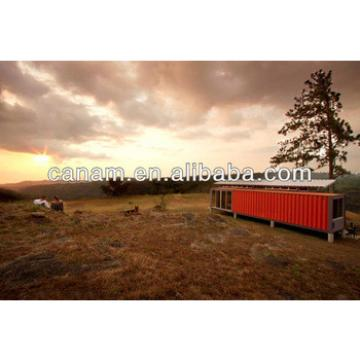 canam- Prompt delivery living container kit house