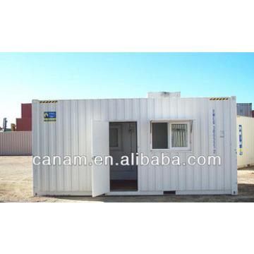CANAM- bunk house container