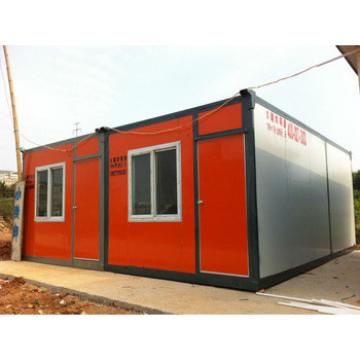 canam- Prompt delivery living container house
