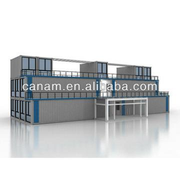 CANAM- multi- storey prebuilt container house for student dormitory