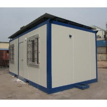 CANAM- portable metal frame container cabin