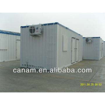 canam-portable flatpack office container