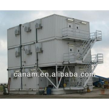 CANAM- folded 20 ft container house