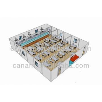 steel restaurant modular house for sale cheap wholesale
