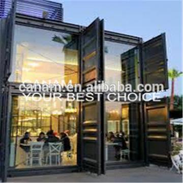 China Mini Mobile Luxury Modular Container Coffee Shop