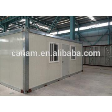 Movable prefab flat pack modular container living house