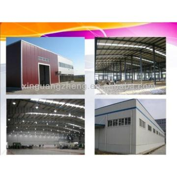 Cheap Light steel structure prefab construction workshop building/chicken shed/workshop/project