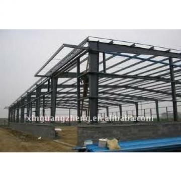 Construction steel structure workshop/warehouse/ metal building project/poutry shed