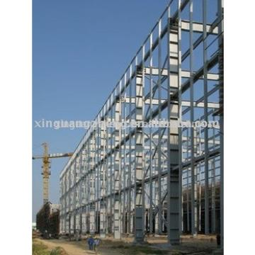 light steel construction prfab warehouse building