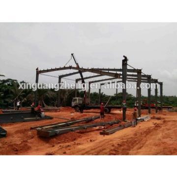 1000m2 prefab steel frame warehouse plan