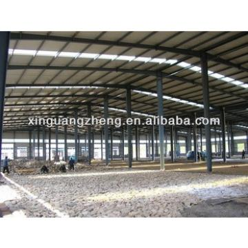 prefab warehouse steel construction