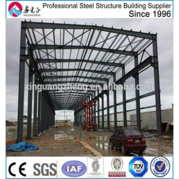light weight warehouse tube frame