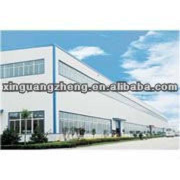 light portable steel warehouse