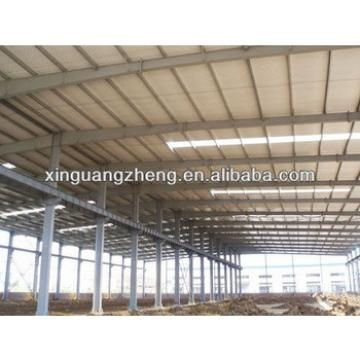 light structural steel frame workshop