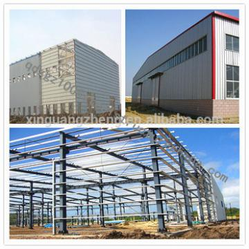 china light steel structure fabrication frame workshop/plant/warehouse