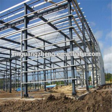 low price engineering steel farm building made in China