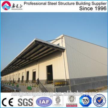 large span steel structure PEB warehouse shed