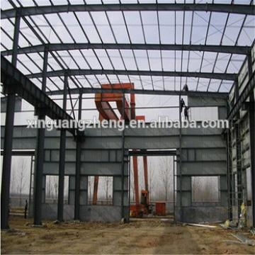 Prefabricated cheap Steel structure shed