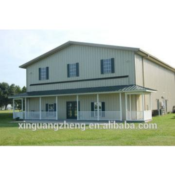 low cost prefab steel structure warehouse for sale