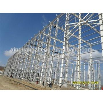 construction large span prefabricate building stainless steel sheds