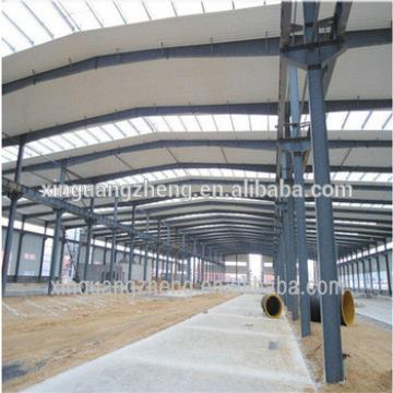 prefabricated warehouse steel structure in China