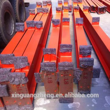 Prefabricated warehouse and workshop welded steel parts