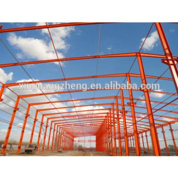 industrail large span prefab warehouse manufacturer china