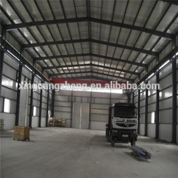 Prefab light steel structure warehouse project