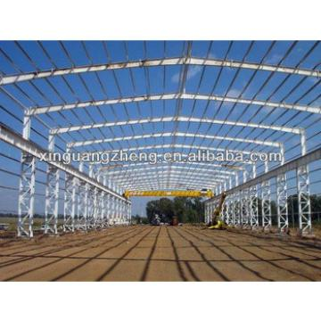 construction steel structure prefabricated warehouse in turkey