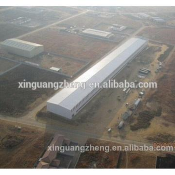 large span prefabricated cheaper construction steel structure barn